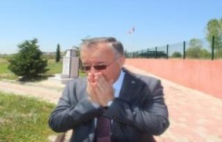 Edirne Valisi Günay Özdemir, 15 Temmuz Anma Etkiliğinde...