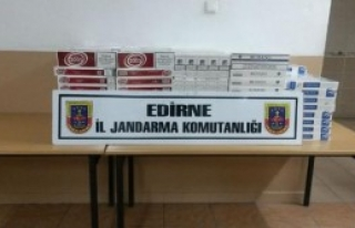 5 Bin 470 Paket Kaçak Sigara Ele Geçti