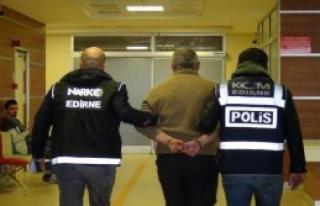 Edirne'de Suç Örgütü Operasyonu