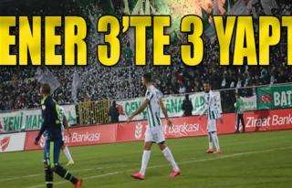 Giresunspor 0-2 Fenerbahçe
