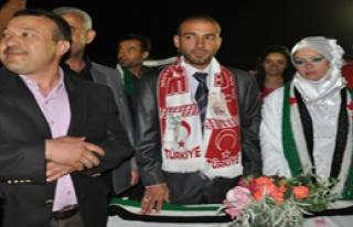 Çadır Kentte Suriyel Düğünü