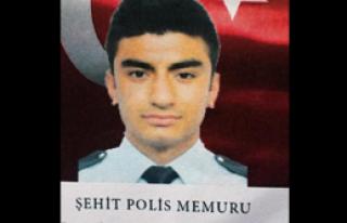 Şehit Polis İçin İstanbul'da Tören