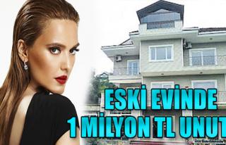 Eski Evinde 1 Milyon Lira Unuttu