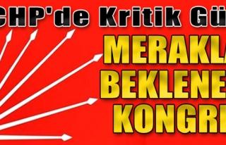 CHP İzmir'de Kongre Heyecanı