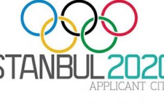 İstanbul, 2020 Olimpiyatları'na Resmen Aday