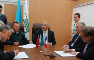 ASELSAN, Kazakistan'a Açılıyor