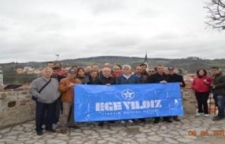 Ege Yıldız Bayilerinin Prag Turu