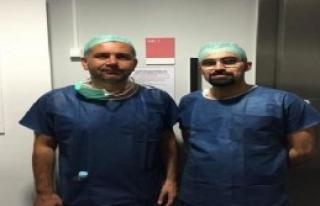 Egeli Cerrahların Başarısı