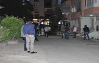 Polis Memuru Vuruldu