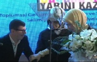Erdoğan,Anaokulu Açılışına Katıldı