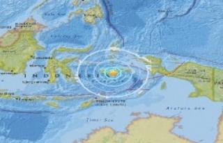 6.3 Büyüklüğünde Deprem