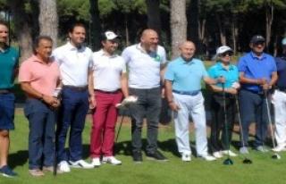 Enerji Sektörü Golf Turnuvasında Buluştu