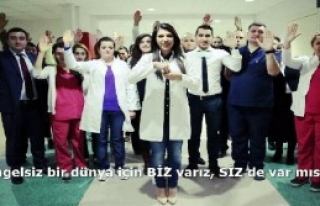 İşaret Dili Öğrendiler