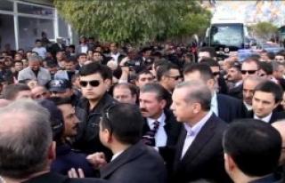 Erdoğan'dan Çöp Tepkisi