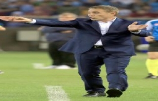 Ersun Yanal'ın, Trabzonspor'daki En Kötü Dönemi