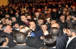 Erzurum'da Konut Mağdurlarına Umut Verildi