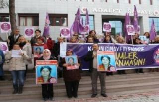 Rabia Aydın İçin Adalet İstediler
