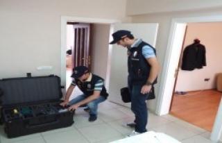 Eskişehir'de Kredi Kartı Dolandırıcıları Yakalandı