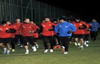 Eskişehirspor'da Çifte Hazırlık