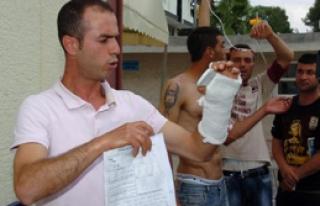 Seyyar Satıcı ve Zabıta Kavgasında 7 Yaralı