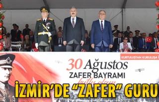 İzmir'de 'Zafer' Gururu
