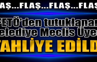 FETÖ'den Tutuklanan İzmir Büyükşehir Belediyesi...