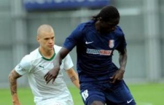 Bursaspor-Mordovia Sarank: 2-0