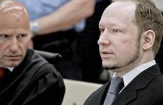 Breivik'e Ayakkabılı Tepki
