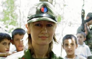 Kadın Askere Pozitif Ayrımcılık