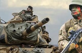 Başika'da 17 DAEŞ Militanı Öldürüldü