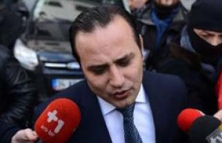 Ağaoğlu'nun Avukatına Hırsızlık Şoku