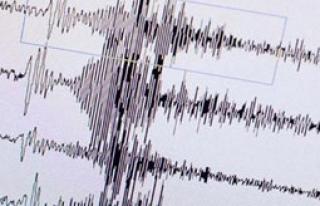 Tokat'ta Korkutan Deprem