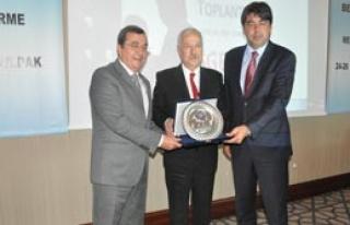 Ege Belediyeler Birliği Zonguldak'ta Toplandı