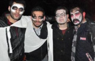 Edirne'nin 'Cadılar Bayramı'