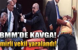 HDP'li Ve CHP'li 4 Vekil Yaralandı!