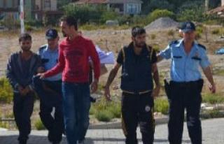 Tekne Motoru Çalanlar Tutuklandı