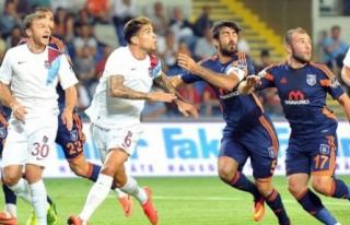 Trabzonspor 3 - 2 İstanbul Başakşehir