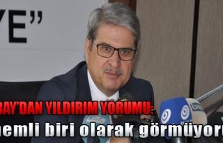Yıldırım'ı Eleştirdi, Erdoğan'a Yüklendi