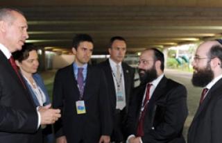 Erdoğan'dan 'Yahudi Açılımı'