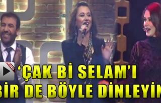 Çak Bi Selam'ın Türkü Versiyonu