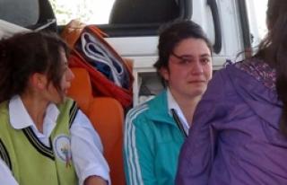 Öğrenci Servisi Kaza Yaptı: 8 Yaralı