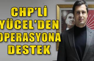 CHP İzmir'den Afrin Operasyonu Desteği