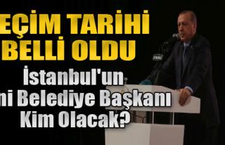 İstanbul'daki Toplantı Sona Erdi