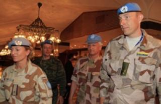 BM Gözlemcileri Hula'ya Gidiyor