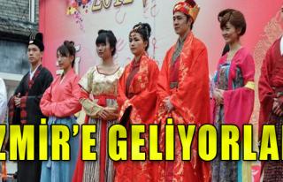 Çinliler Bahar Bayramı İçin Geliyor