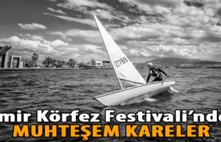 İzmir Körfez Festivali'nden Muhteşem Kareler