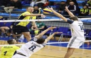 Fenerbahçe - Arkas Spor: 3-1
