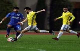 Fenerbahçe Tat Vermedi