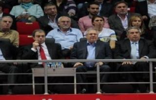 Fenerbahçe, Durumu 2-1'e Getirdi