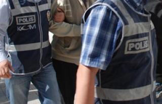 Ham Petrol Hırsızlığına Gözaltı